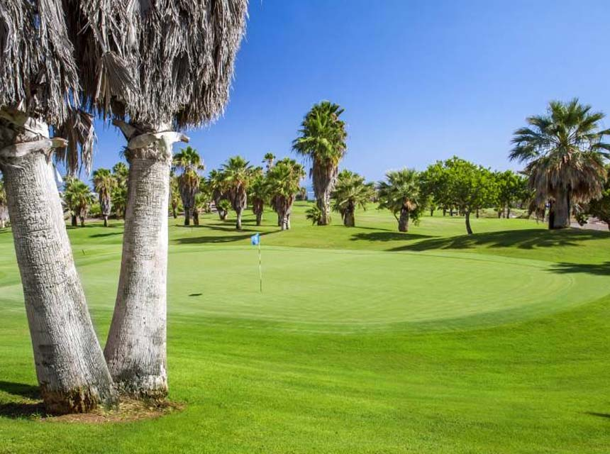Los Lagos Golf Course Tenerife